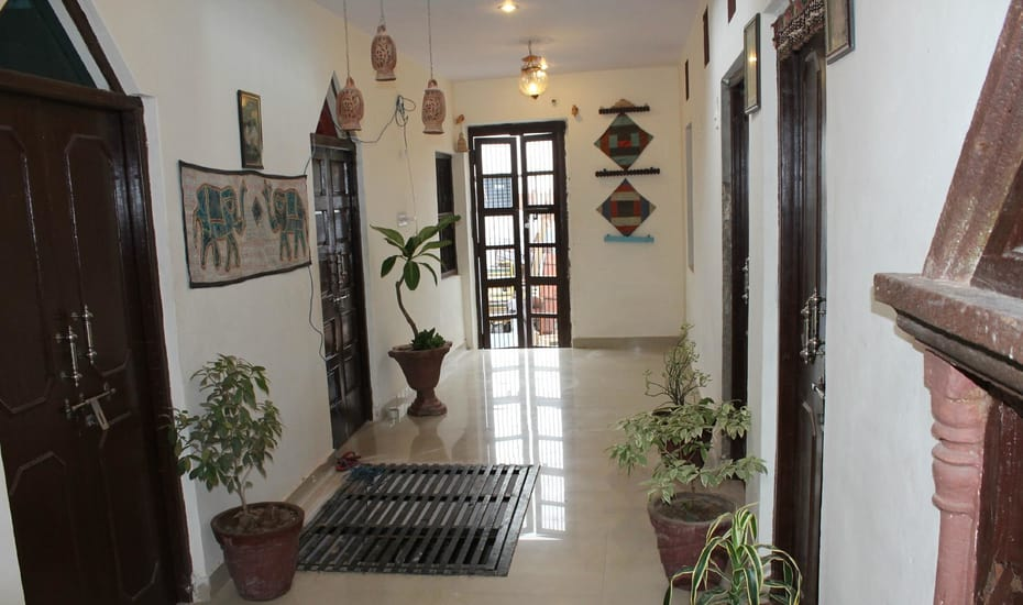 Large Photograph of KESAR HERITAGE HOME STAY located in Jodhpur