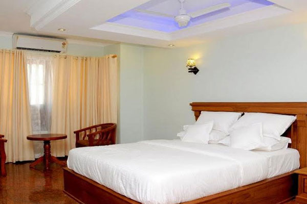 Lobby of SEA BREEZE BEACH INN KANNUR Hotel Kannur - Budget Hotels in Kannur
