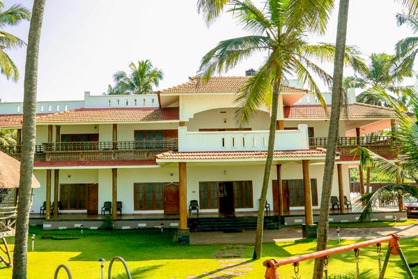 Large Photograph of KANAKA BEACH HOUSE located in Kannur