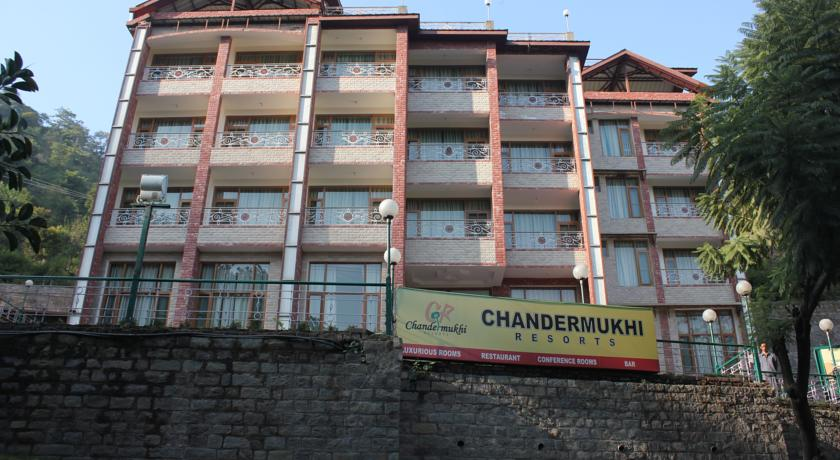 Large Photograph of CHANDERMUKHI RESORTS KASAULI located in Kasauli