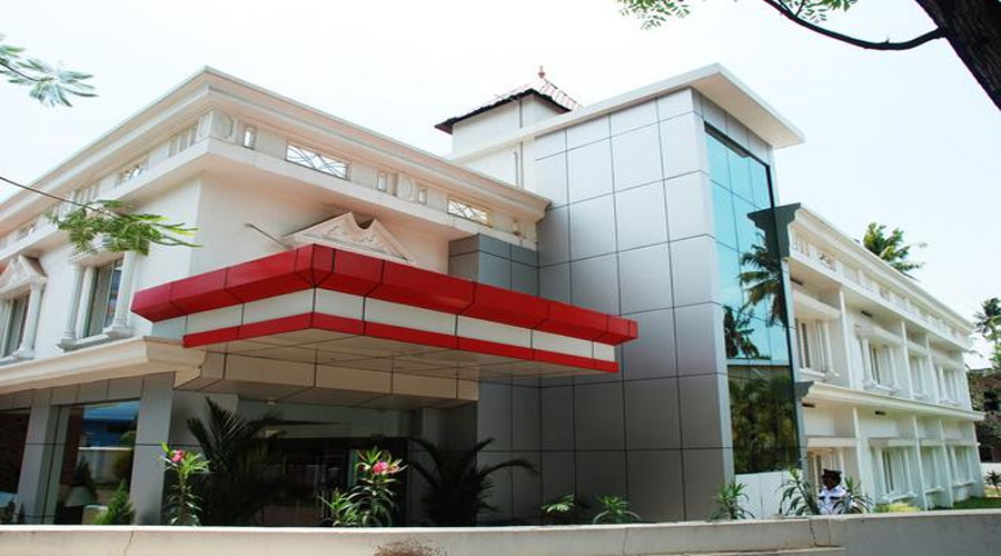 Large Photograph of CENTRAL PARK HOTEL KOLLAM located in Kollam