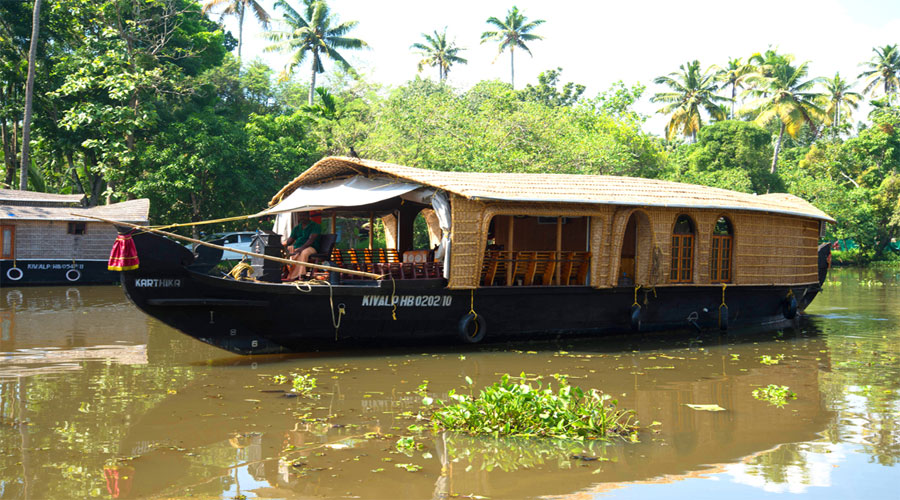 Large Photograph of BACKWATER RETREAT KUMARAKOM located in Kumarakom
