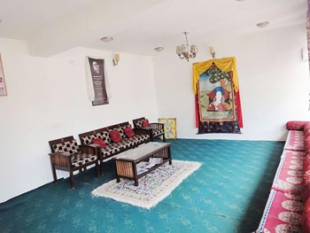 Large Photograph of HOTEL KANIKA HIMALAYAN VIEW LEH LADAKH located in Leh Ladakh