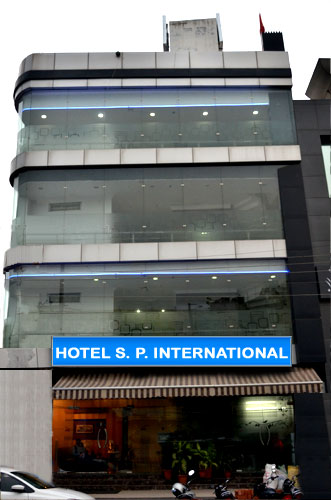 Large Photograph of HOTEL S.P. INTERNATIONAL LUCKNOW located in Lucknow