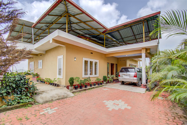 Large Photograph of Holidayincoorg-orchid Villa Madikeri located in Madikeri