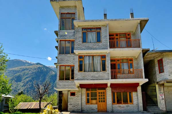 View of Sarthak Bed And Breakfast - Budget Hotels in Manali