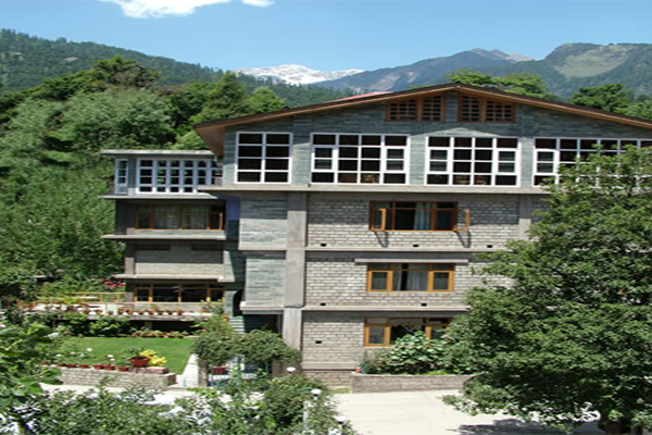 Large Photograph of HOTEL SILMOG GARDEN located in Manali