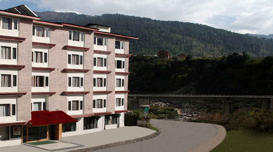 Large Photograph of HOTEL ANGELS INN located in Manali
