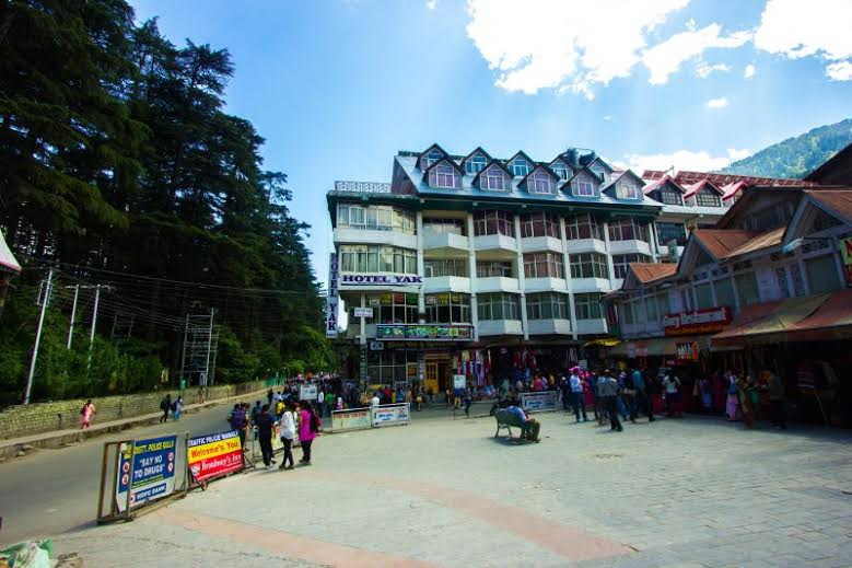 Large Photograph of HOTEL YAK located in Manali