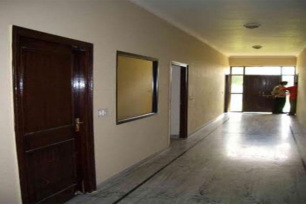 Lobby of HOTEL GAURAV GOVERDHAN Hotel Mathura - Budget Hotels in Mathura