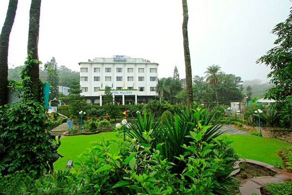 Large Photograph of Hotel Hillock Mount Abu located in Mount Abu