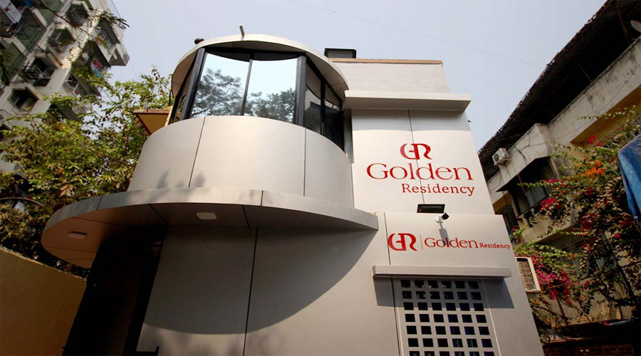 Large Photograph of GOLDEN RESIDENCY MUMBAI located in Mumbai