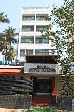 Large Photograph of HOTEL ROYAL GARDEN MUMBAI located in Mumbai