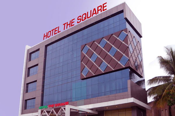 Large Photograph of HOTEL THE SQUARE NASIK located in Nasik