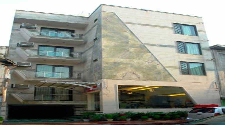View of HOTEL SUNSTAR HEIGHTS - Budget Hotels in New Delhi