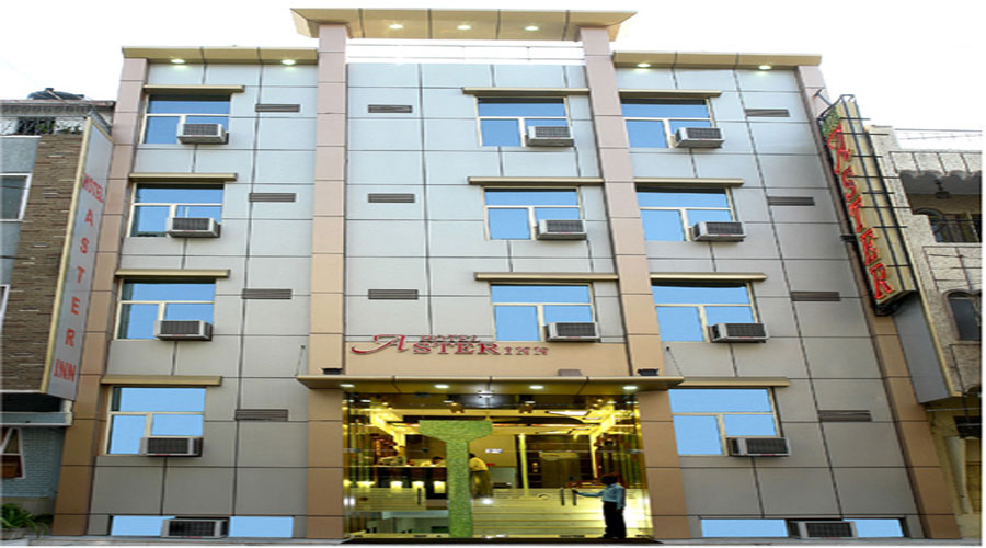 View of HOTEL ASTER INN - Budget Hotels in New Delhi
