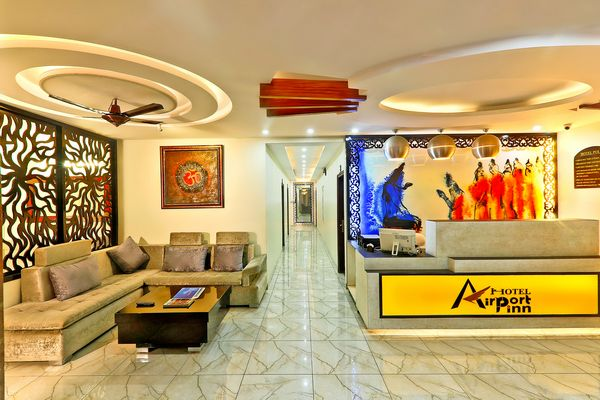 Large Photograph of Hotel Airport Inn Delhi located in New Delhi