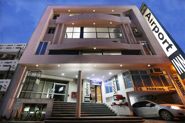 View of HOTEL AIRPORT INN DELHI - Budget Hotels in New Delhi