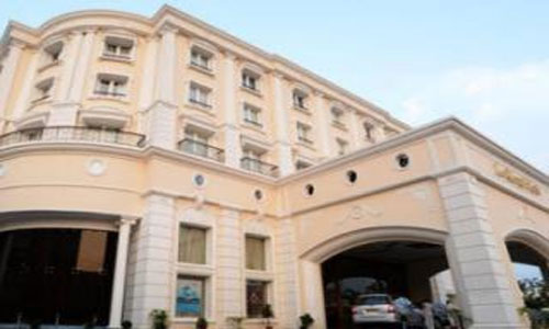 Large Photograph of HOTEL LE ROYAL PARK located in Pondicherry