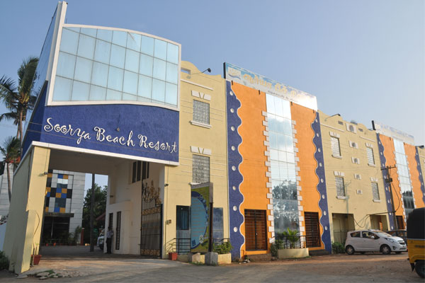 View of SOORYA BEACH RESORT - Budget Hotels in Pondicherry
