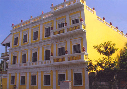 Large Photograph of SOORYA HERRITAGE INN located in Puducherry