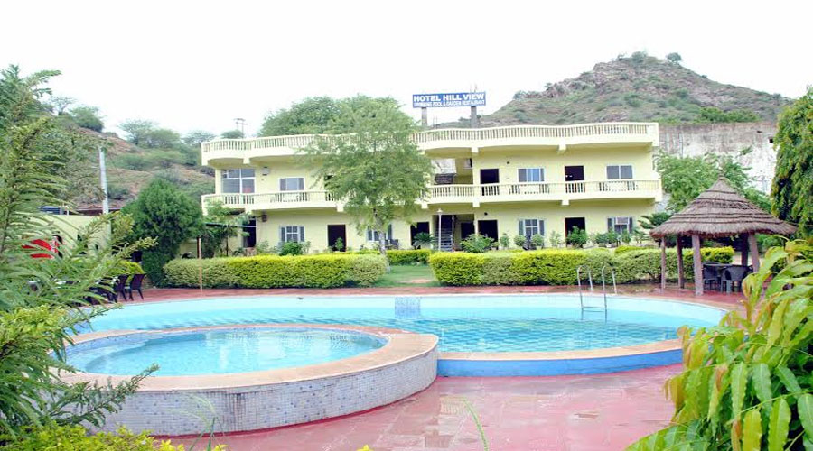 Large Photograph of HOTEL HILL VIEW PUSHKAR located in Pushkar