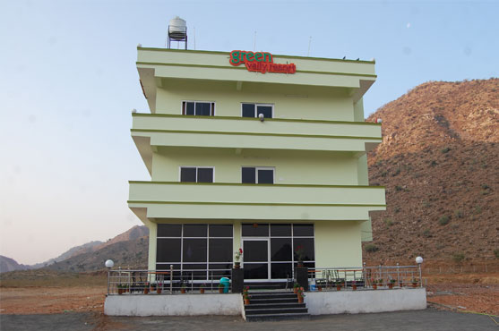 Large Photograph of GREEN VALLEY RESORT PUSHKAR located in Pushkar