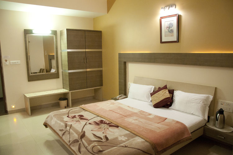 Large Photograph of HOTEL HARMONY RAJKOT located in Rajkot
