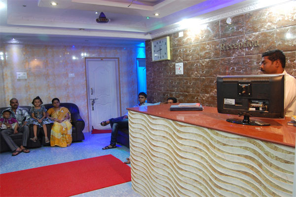 Large Photograph of HOTEL BRINDAVAN RESIDENCY located in Rameshwaram