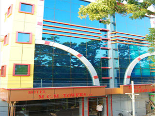 Large Photograph of HOTEL MCM TOWERS located in Rameshwaram