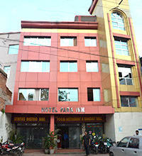 Large Photograph of HOTEL PARK INN RANCHI located in Ranchi