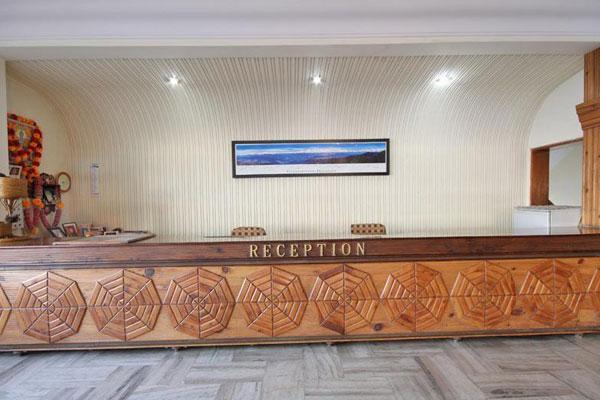 View of HOTEL PARWATI INN - Budget Hotels in Ranikhet