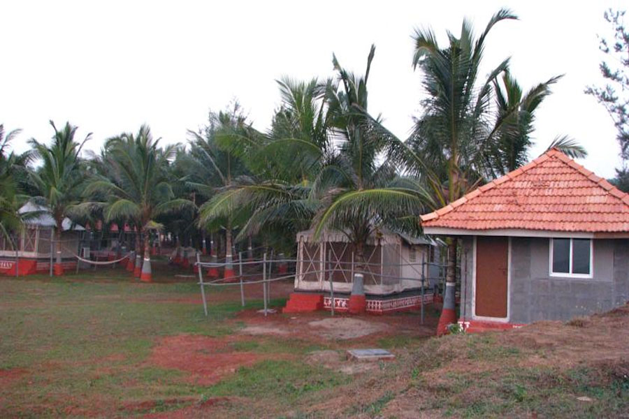 Large Photograph of TRANQUILLITY BEACH RESORT RATNAGIRI located in Ratnagiri