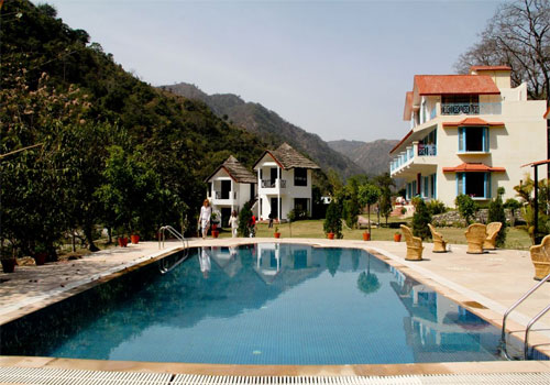 Large Photograph of SATTVA SPA AND WELLNESS RETREAT located in Rishikesh