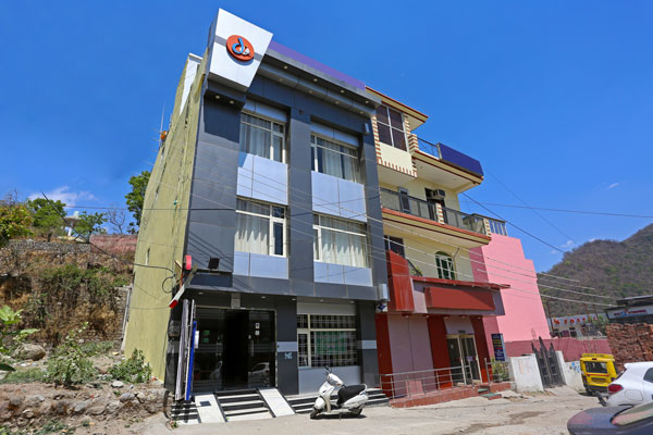 View of HOTEL DEVOY INN RISHIKESH - Budget Hotels in Rishikesh