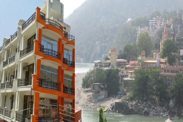 Large Photograph of HOTEL ORANGE CLASSIC RISHIKESH located in Rishikesh