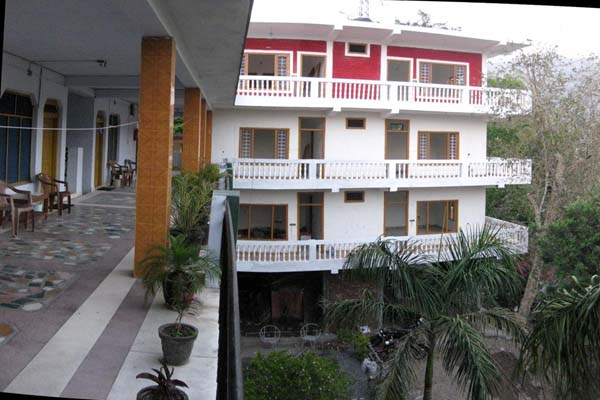 Large Photograph of Bhandari Swiss Cottage Rishikesh located in Rishikesh