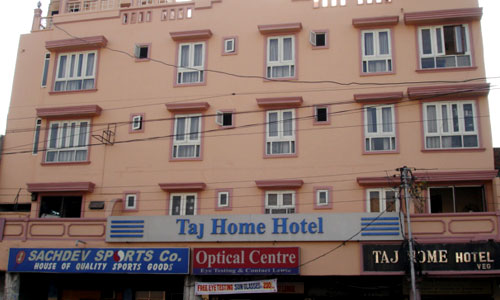 Large Photograph of TAJ HOME HOTEL SECUNDERABAD located in Secunderabad