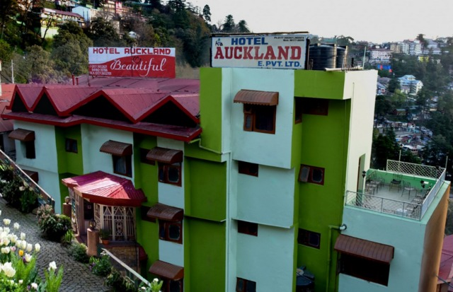 Large Photograph of Hotel Auckland Shimla located in Shimla