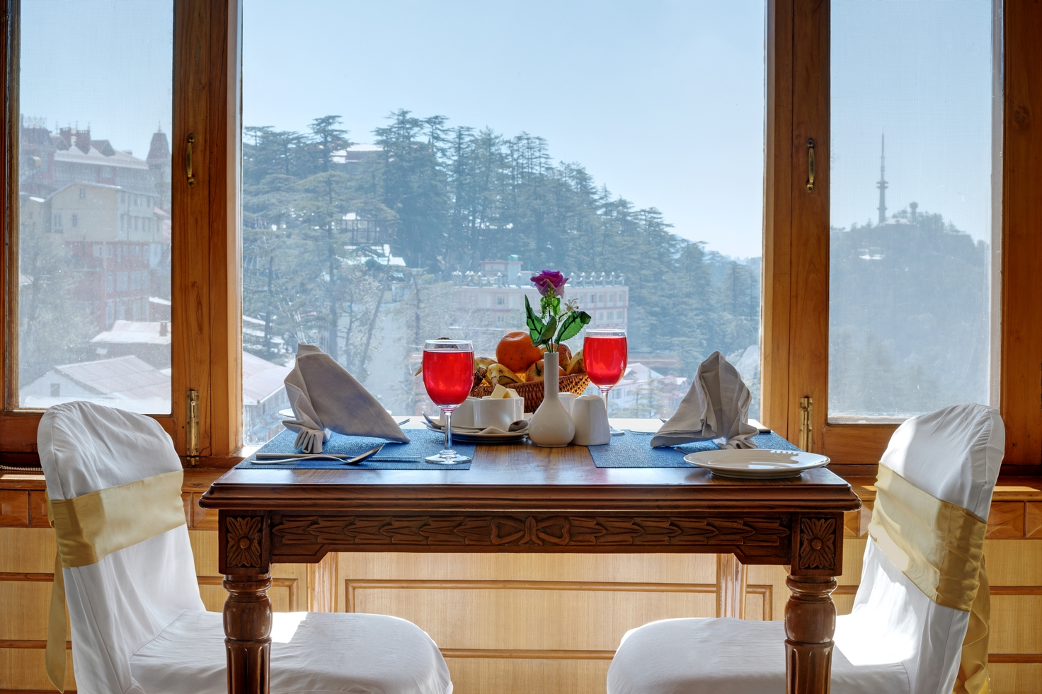 Large Photograph of HOTEL BALJEES REGENCY SHIMLA located in Shimla