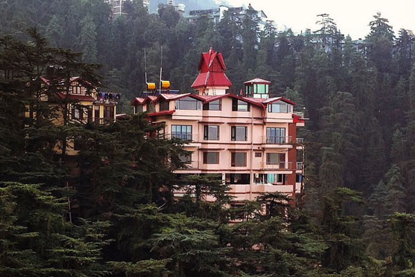 View of THE BODHI TREE BNB, SHIMLA - Budget Hotels in Shimla