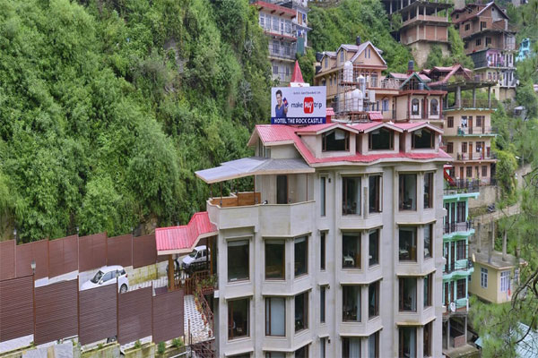 Large Photograph of THE ROCK CASTLE SHIMLA located in Shimla