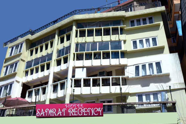 View of SAMRAT REGENCY - Budget Hotels in Shimla