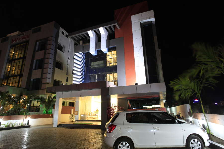 View of HOTEL SAI MAHAL - Budget Hotels in Shirdi