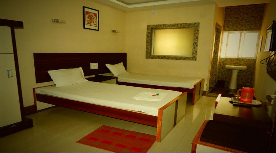 Lobby Of Hotel Tsa Siliguri Budget Hotels In