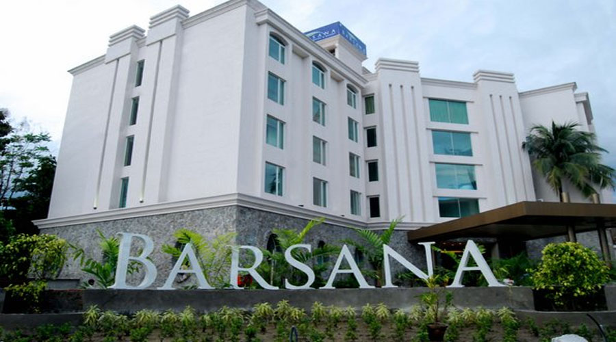 Large Photograph of Barsana Hotel And Resort Siliguri located in Siliguri