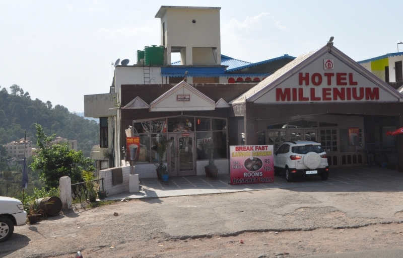 Large Photograph of HOTEL MILLENIUM SOLAN located in Solan