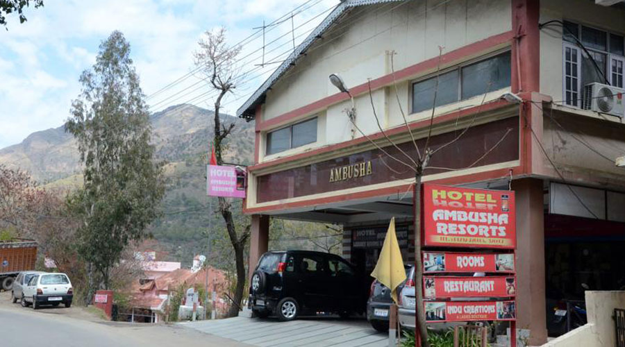 View of AMBUSHA RESORT SOLAN - Budget Hotels in Solan