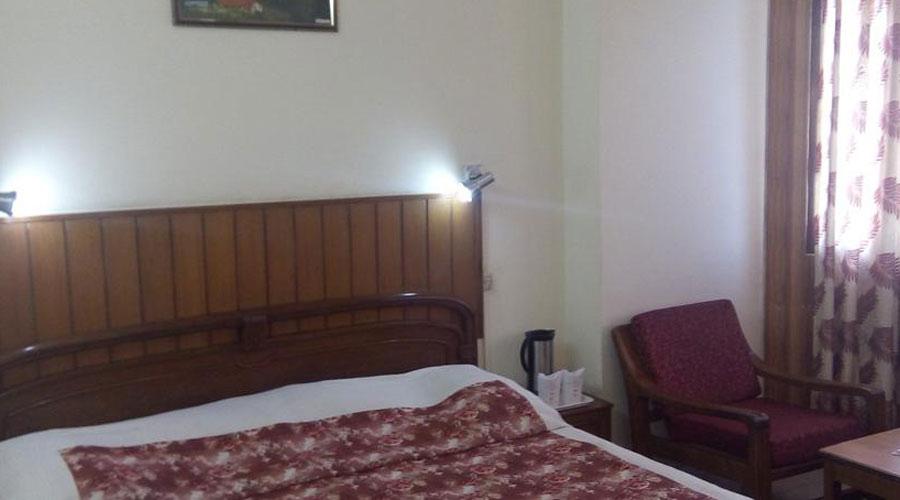 Lobby of AMBUSHA RESORT SOLAN Hotel Solan - Budget Hotels in Solan