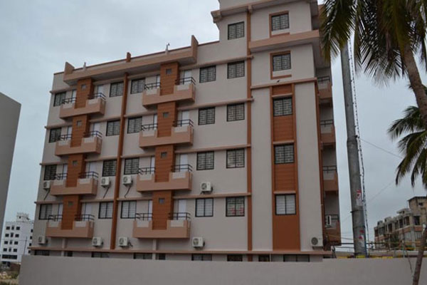 Large Photograph of HOTEL SOMNATH ATITHIGRUH located in Somnath